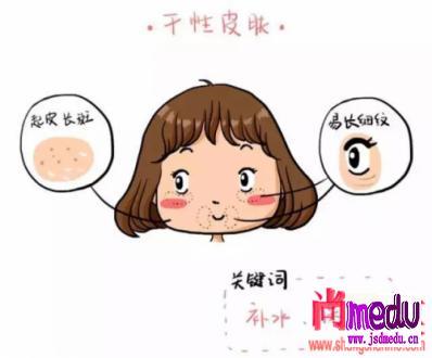 冬天皮肤太干要如何化妆呢?