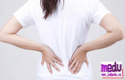 女人经常腰痛是怎么回事?