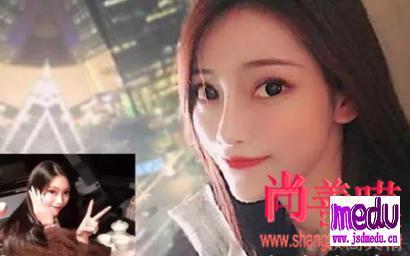 驾驶舱女网红陈钰莹 桂林旅游学院2017级空中乘务专业学生