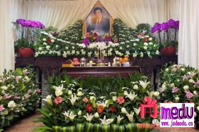 赵忠祥灵堂曝光,范曾为其撰写挽联,1月20日将举行遗体告别仪式!