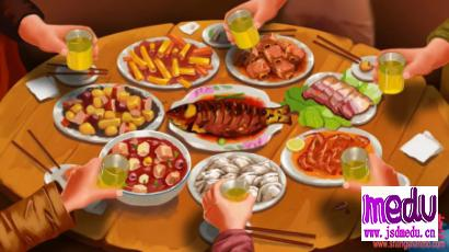 频繁聚餐怎么样才吃不胖?