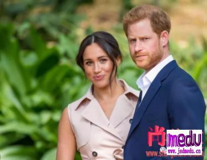 脱离英国皇室:哈里和梅根将偿还240万英镑的现金,不再使用王室头衔
