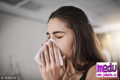 新冠病毒肺炎和流感、感冒区分方法