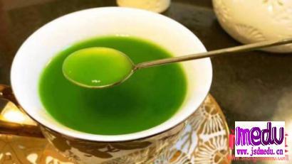 大麦若叶青汁能减肥吗?大麦苗榨汁喝有什么功能与作用?