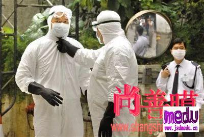 2003非典SRAS:社区疫情爆发,病毒通过粪便传播可能是关键因素