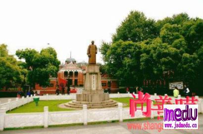 传教士梅增春梅神父医院,武汉金银潭医院简介