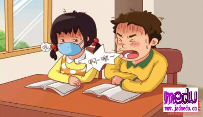 春季儿童流感的表现症状,专业用药方案及预防注意事项