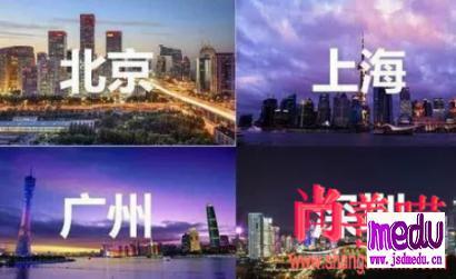 北上广深接棒新冠病毒肺炎疫情阶段,未来四周望大城市能抗新型冠状病毒成功