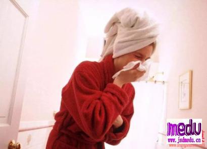 鼻炎中医治疗方法:宣肺气、化痰湿,治疗鼻炎