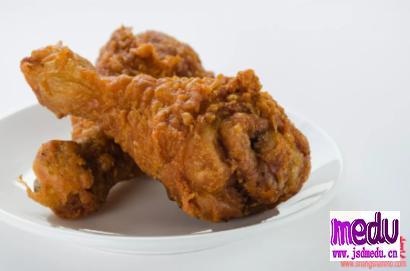 肯德基、麦当劳、德克士等快餐店的鸡腿,为什么比自己做的好吃?