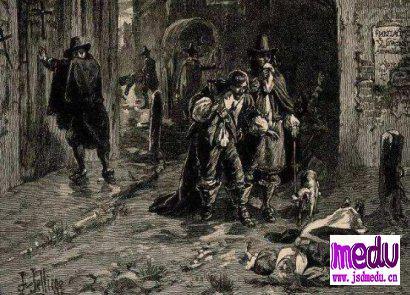 1665年的伦敦鼠疫与这次新冠病毒肺炎疫情有何关联?