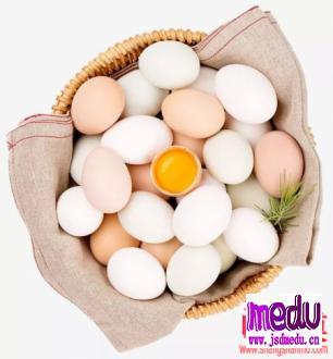 """红皮鸡蛋与白皮鸡蛋,谁的营养价值高? """"土鸡蛋""""  营养价值更高?"""