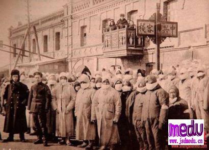 1911年中国东三省发生鼠疫,伍连德4个月挽救上百万生命