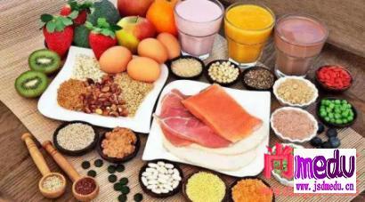 医学健康:科学饮食,降低新冠肺炎死亡率
