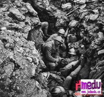 第一次世界大战与西班牙大流感下的美国