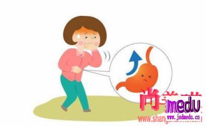 胃胀气的表现症状,专业联合用药及注意事项