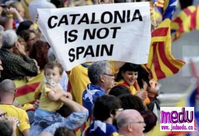 西班牙都无法同化加泰罗尼亚什么原因?