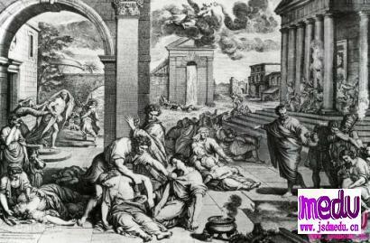 从中世纪黑死病到艾滋病,人类文明能否敌得住病原微生物的攻击?