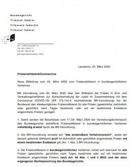 瑞士新冠疫情实施紧急状态法 孙杨案上诉期限顺延
