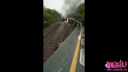 T179次列车侧翻脱轨已致1死、127伤,这是新中国第11次列车事故
