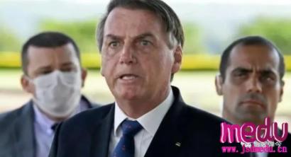 """巴西总统博索纳罗说""""总有一天我们都会死的""""的无奈?"""