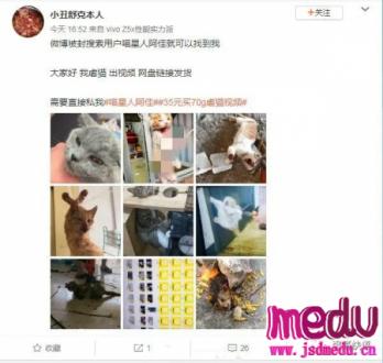山东理工大学虐猫事件男主角范源庆和虐猫始作俑者马吴天骁