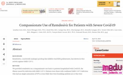 瑞德西韦治疗新冠肺炎效果如何?可能利于恢复,但副作用大